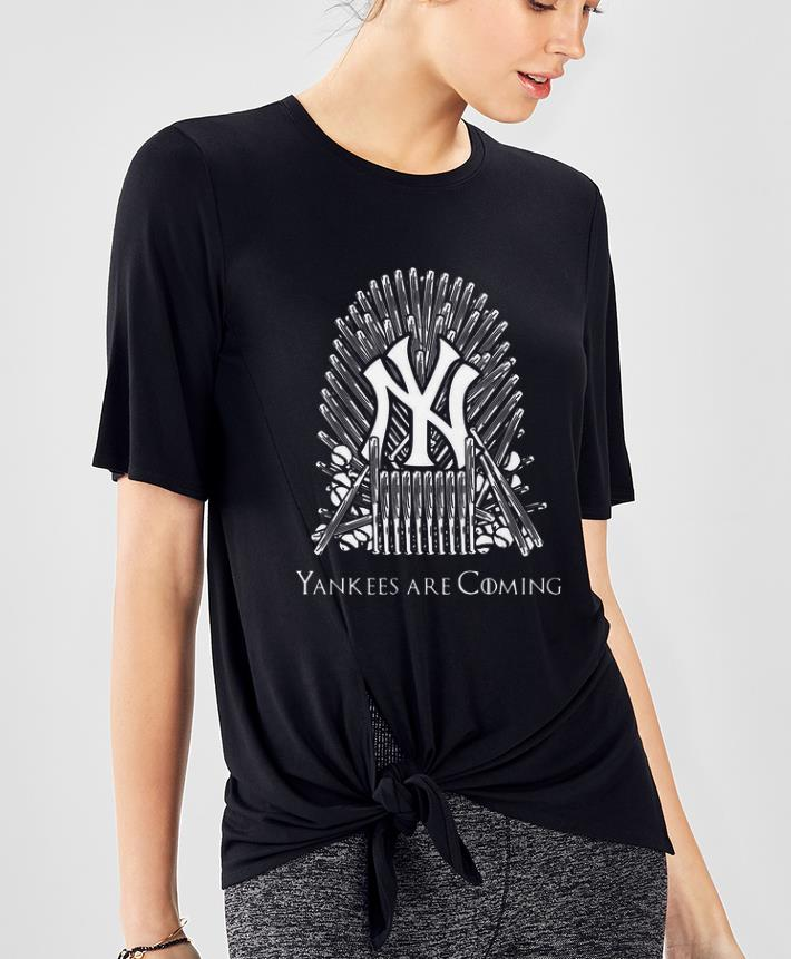 Official GOT New York Yankees Are Coming shirt