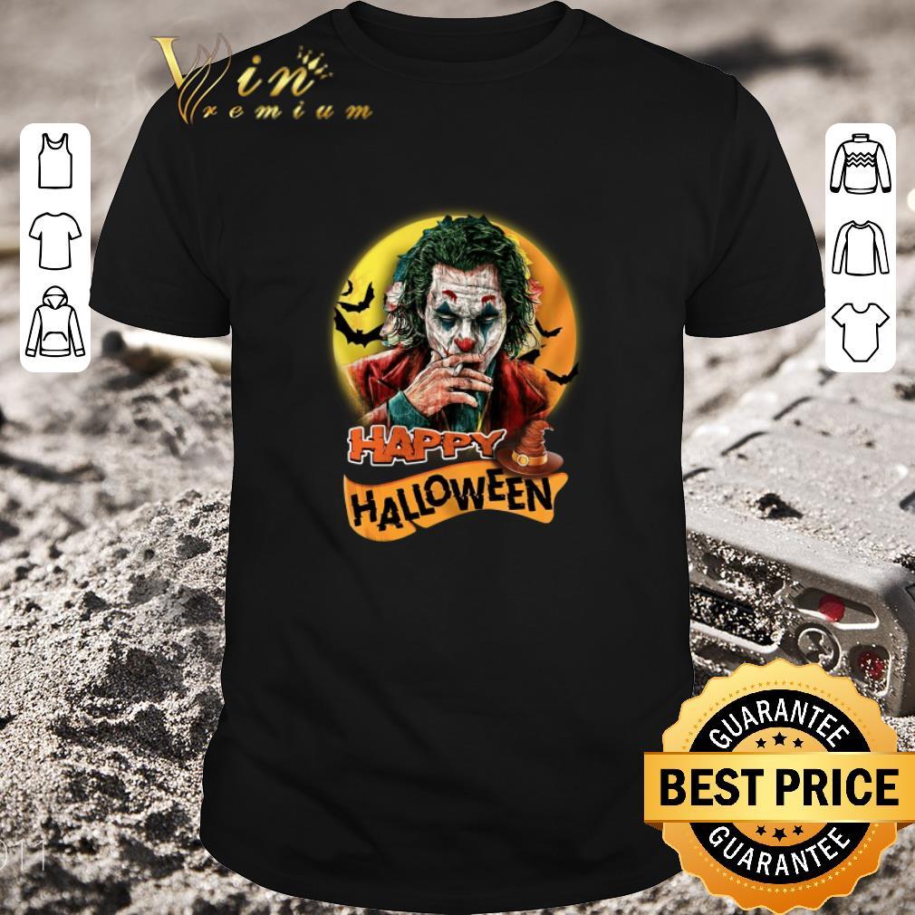 Official Joker Happy Halloween Joaquin Phoenix Shirt 1 1.jpg