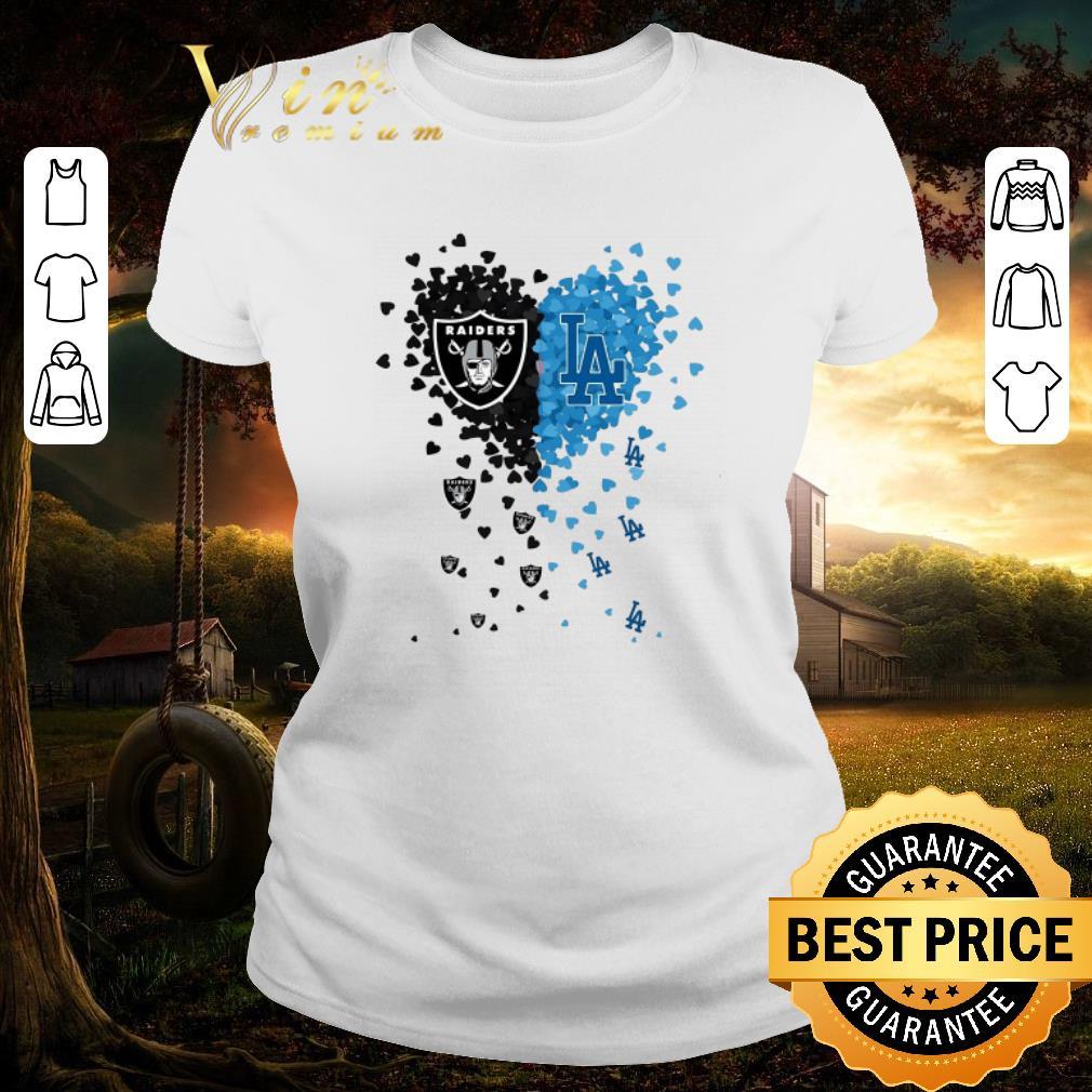 Original I Love Oakland Raiders Los Angeles Dodgers Shirt 2 1.jpg