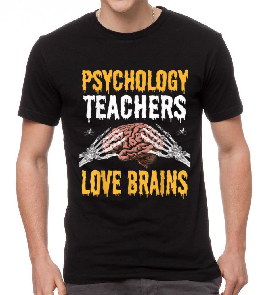 Original Psychology Teachers Love Brains Funny Halloween Teacher Gift Shirt 2 1.jpg