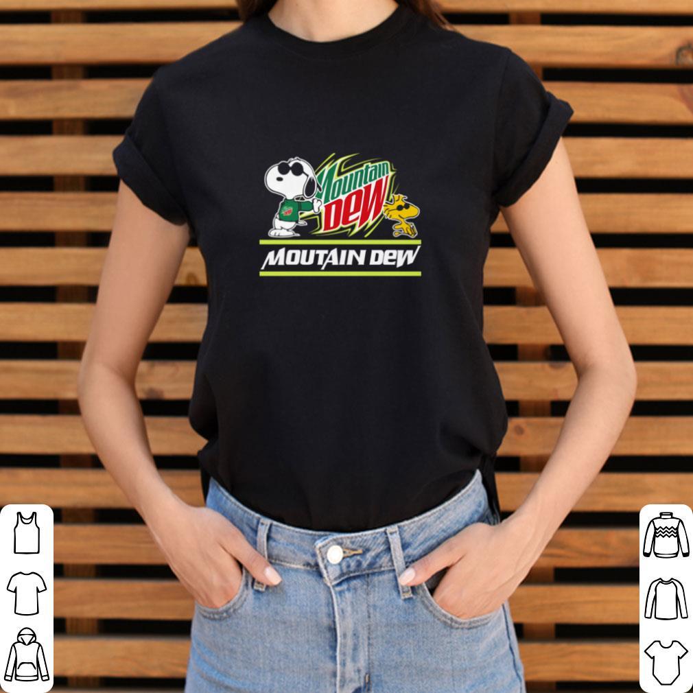 Original Snoopy Woodstock Mountain Dew Peanuts Shirt 3 1.jpg