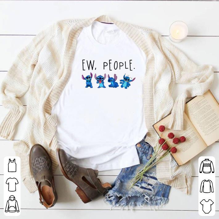 Original Stitch ew people shirt
