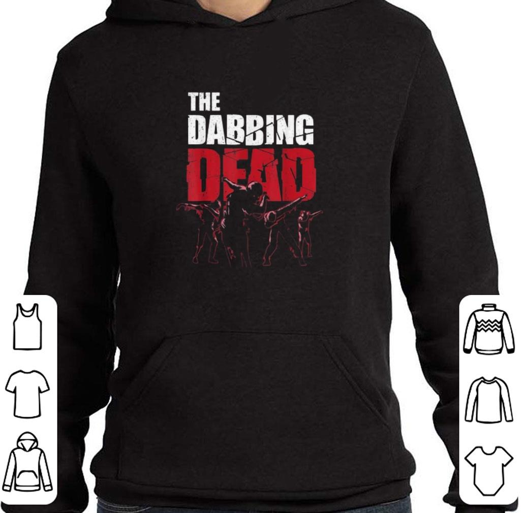 Original The Dabbing Dead Zombie Walking Dab shirt