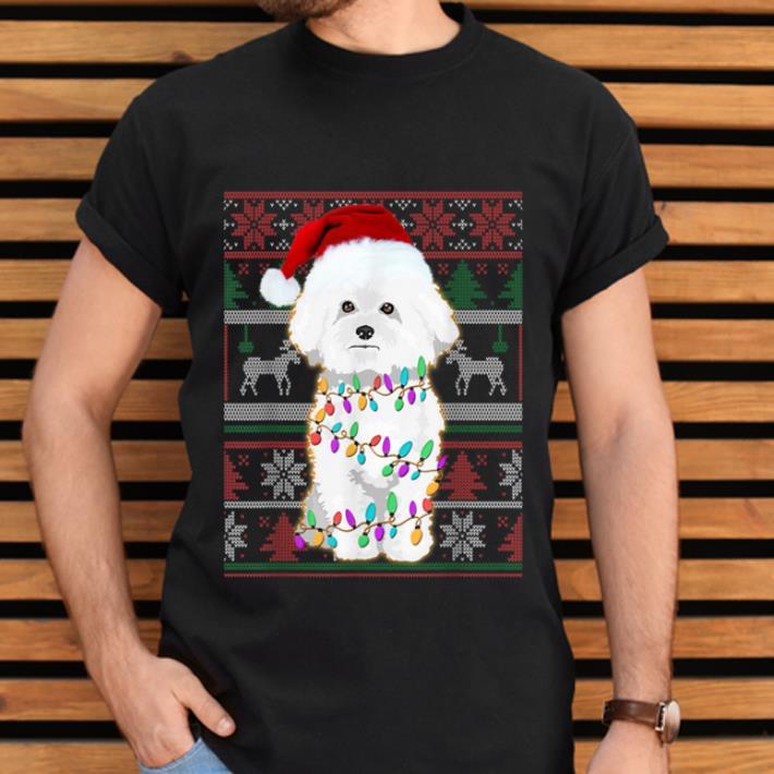 Premium Bichon Frise Ugly Sweater Christmas Gift Shirt 2 1 1.jpg
