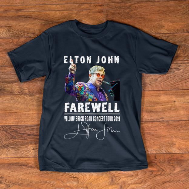 Premium Elton John Farewell Yellow Brick Road Concert Tour 2019 Shirt 1 1.jpg