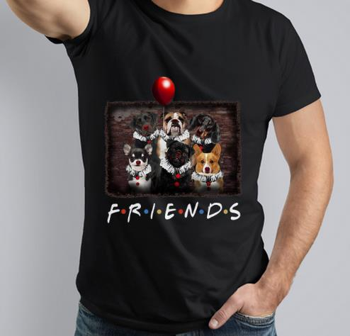 Pretty Dogs Of Pennywise Friends Tv Show Shirt 3 1.jpg