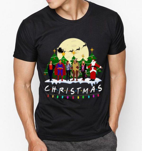 Pretty Friends Characters Superman Santa Claus Christmas Shirt 3 1.jpg