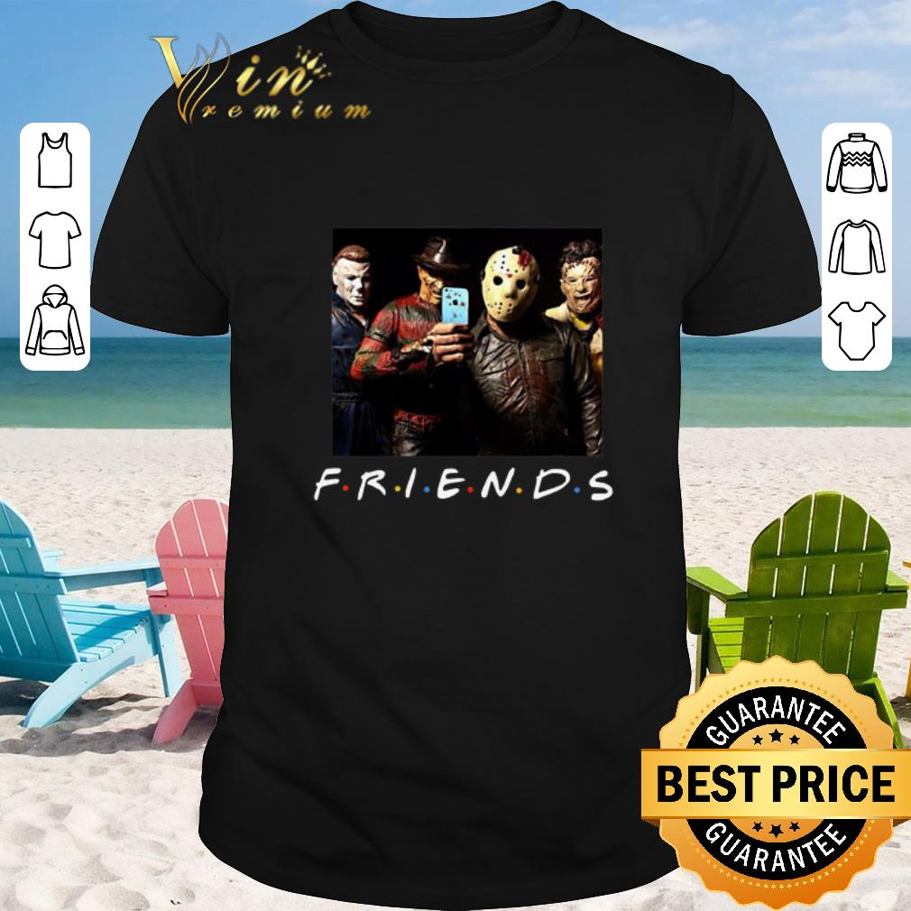 Pretty Team Friends Horror Film Characters Selfie Scariest Shirt Sweater 2019 1 1.jpg
