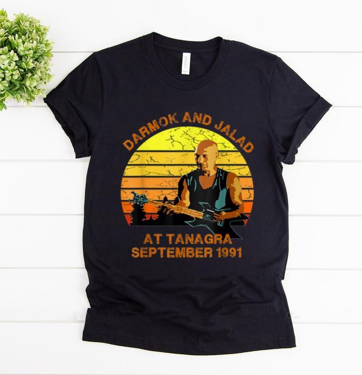 Top Darmok And Jalad At Tanagra September 1991 Vintage Shirt 1 1.jpg