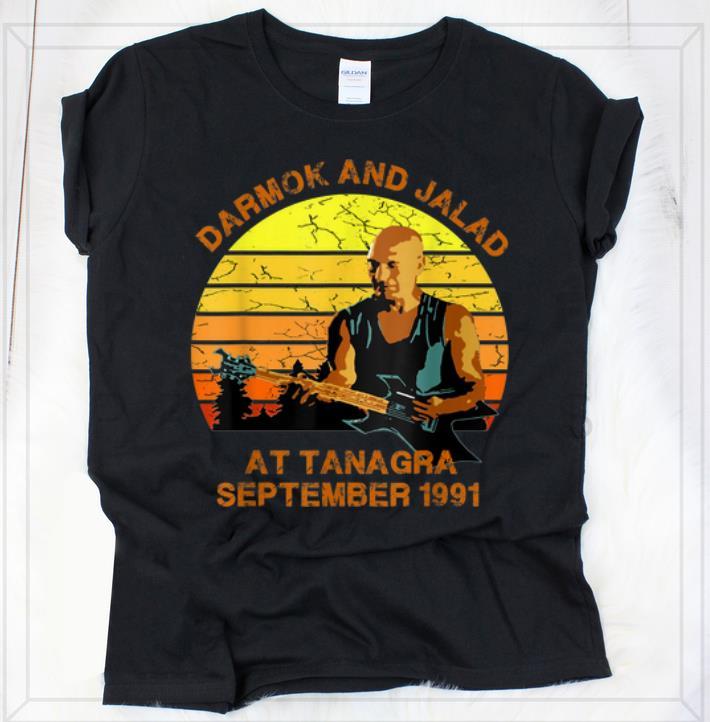Top Darmok And Jalad At Tanagra September 1991 Vintage Shirt 2 1.jpg
