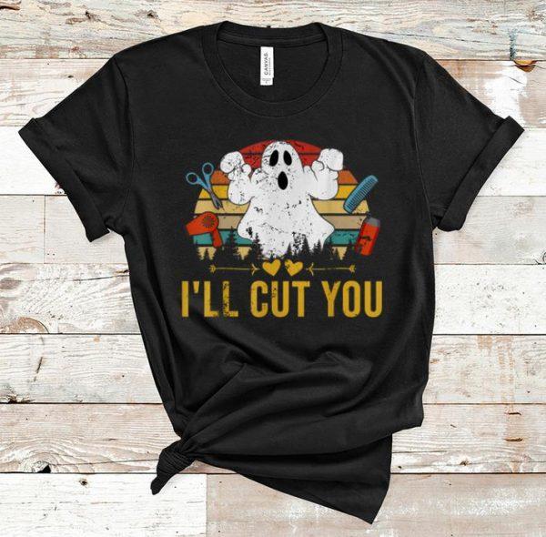 Top Halloween Boo Ghost I Ll Cut You Vintage Shirt 1 1.jpg