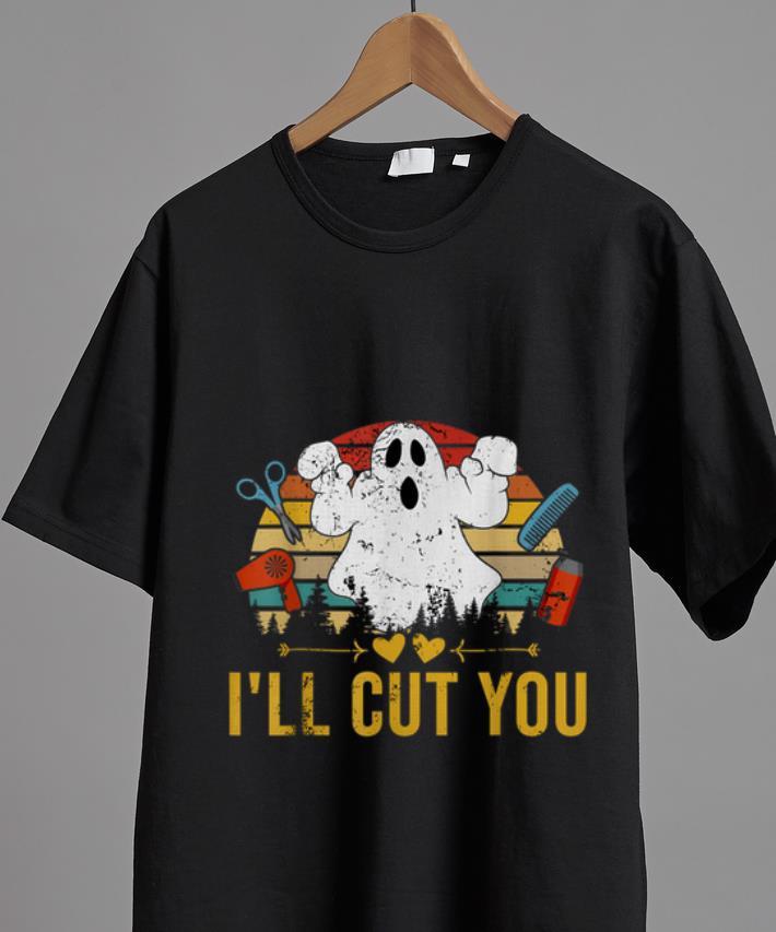 Top Halloween Boo Ghost I Ll Cut You Vintage Shirt 2 1.jpg