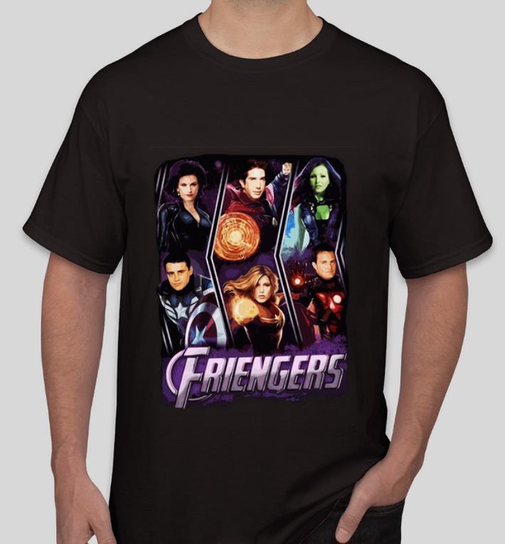 Top Marvel Avengers Endgame Friengers Friend shirt