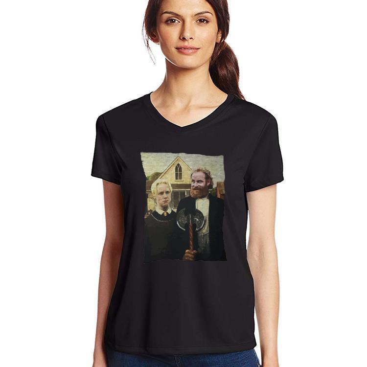 Awesome American Gothic Tormund And Brienne Westeros Shirt 3 1.jpg