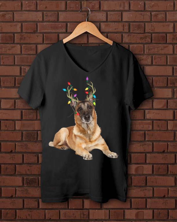 Awesome Belgian Malinois Reindeer Christmas Dog Lovers Shirt 1 1.jpg