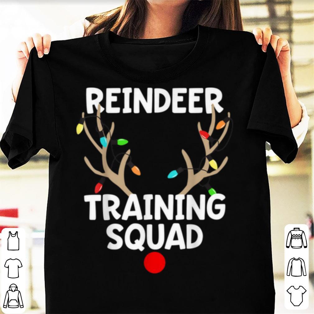 Awesome Christmas Running Reindeer Training Squad Matching 5k Shirt 1 1.jpg