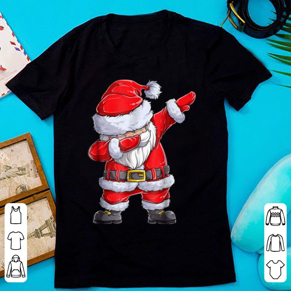 Awesome Dabbing Santa Christmas Boys Kids Men Xmas Gifts Tees Sweater 2 1.jpg