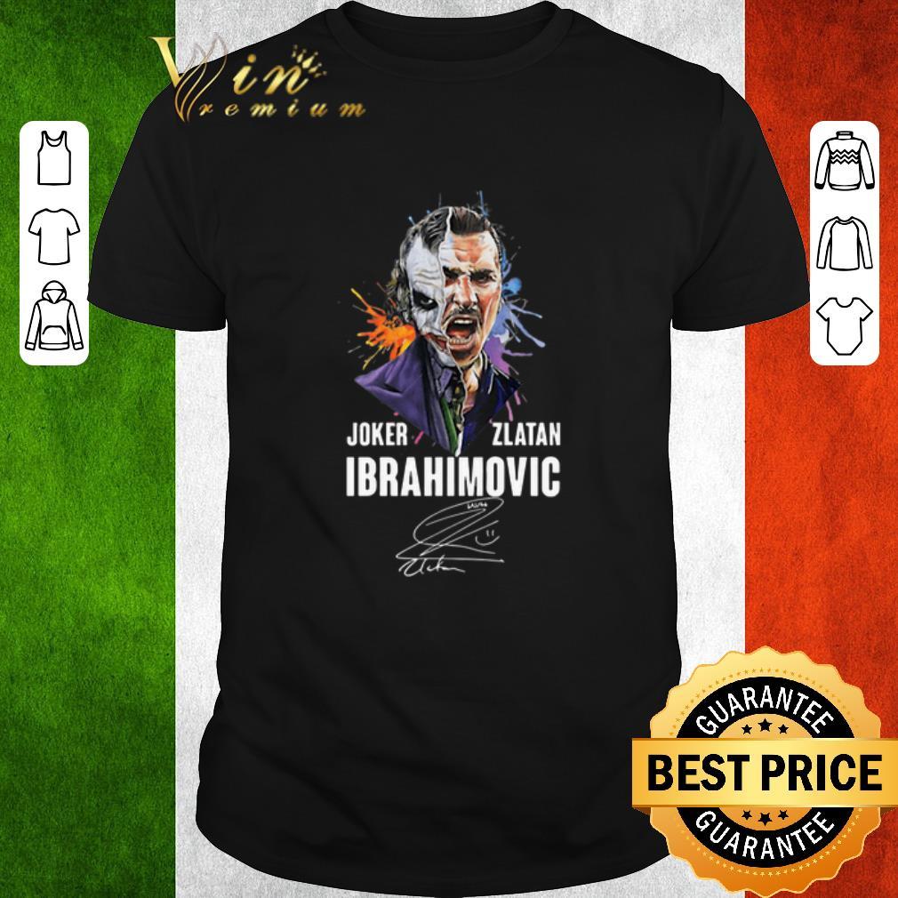 Awesome Joker Zlatan Ibrahimovic Signature Shirt 1 1.jpg