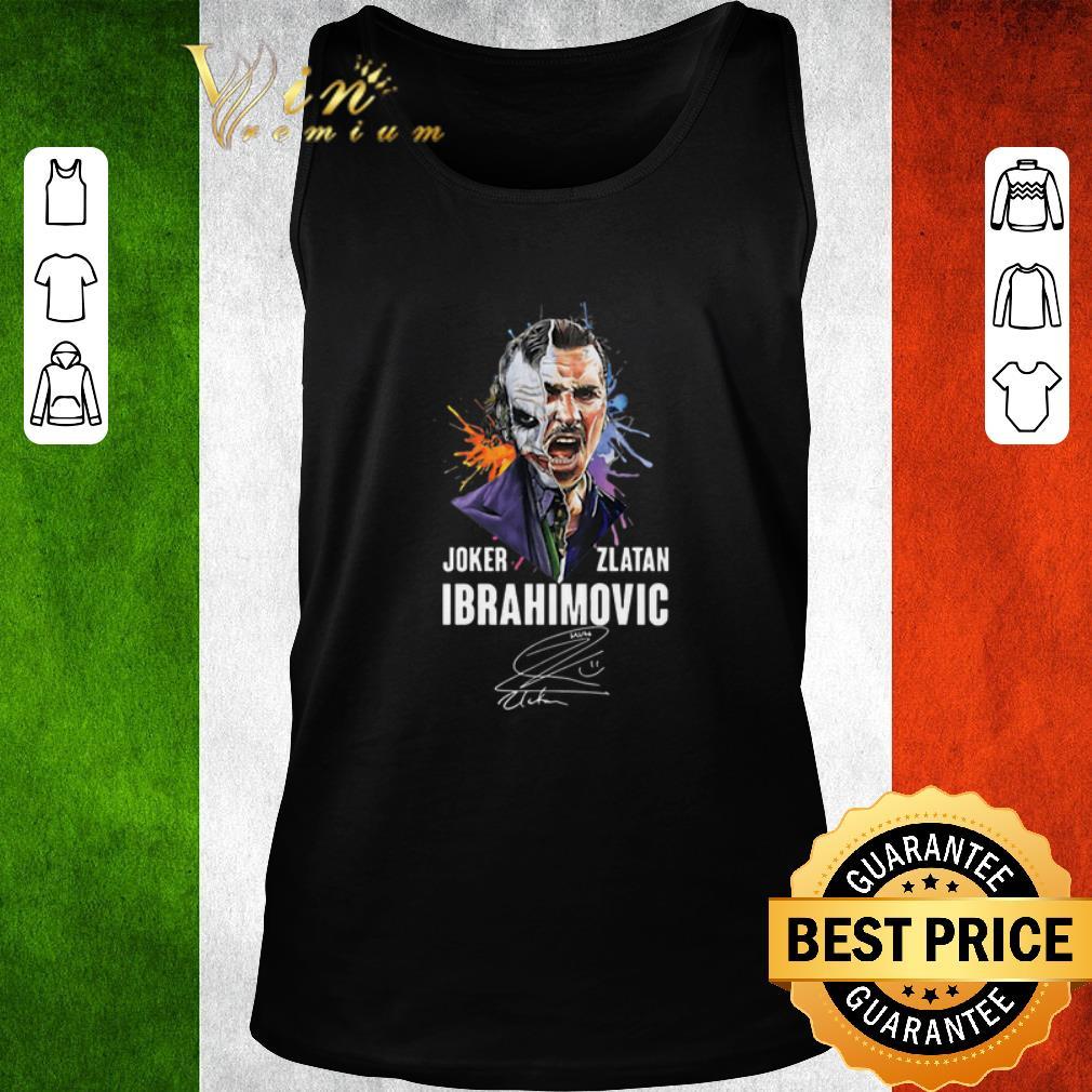 Awesome Joker Zlatan Ibrahimovic Signature Shirt 2 1.jpg