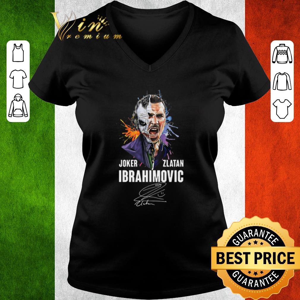 Awesome Joker Zlatan Ibrahimovic Signature Shirt 3 1.jpg