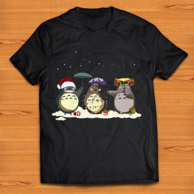 Awesome Totoro Christmas Light Christmas Hat Reindeer Christmas Shirt 1 1.jpg