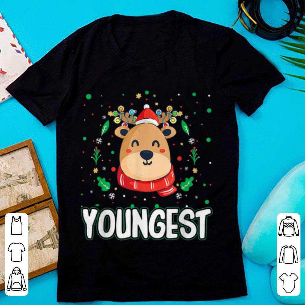 Cute Youngest Reindeer Santa Ugly Christmas Family Matching Sweater 1 1.jpg