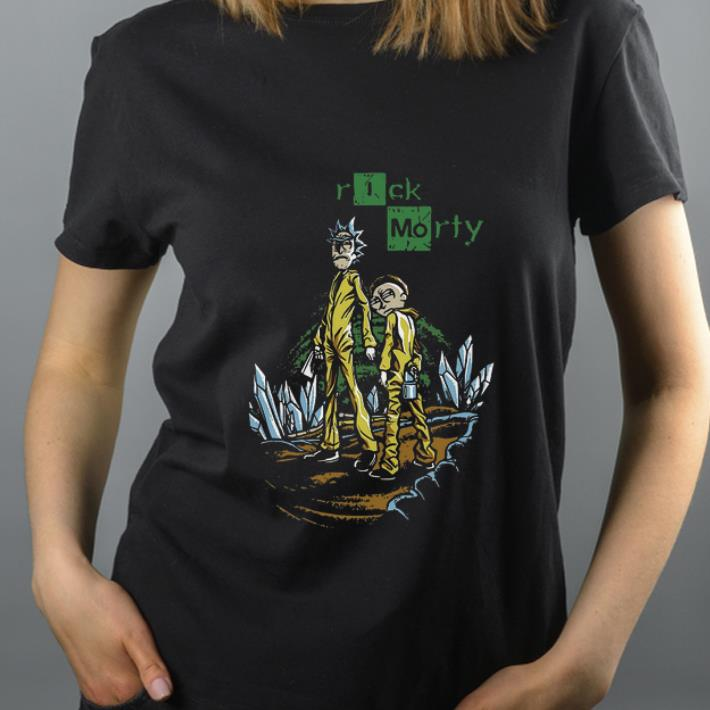 Great Rick and Morty Army Breaking Bad shirt