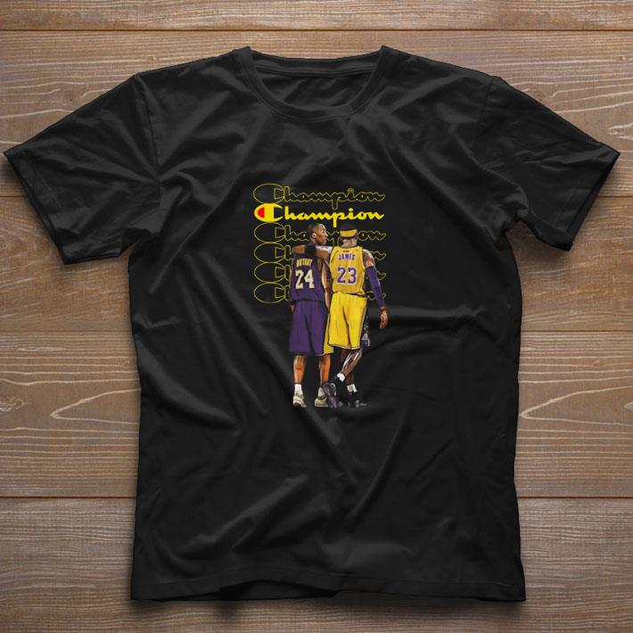 Hot Champion Kobe Bryant And Lebron James Shirt 1 1.jpg