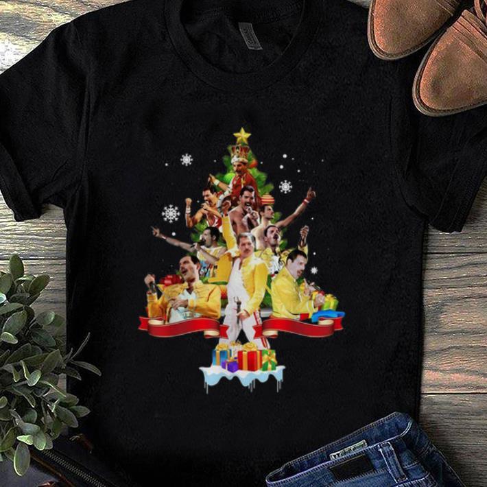 Hot Freddie Mercury Christmas Tree Shirt 1 1.jpg