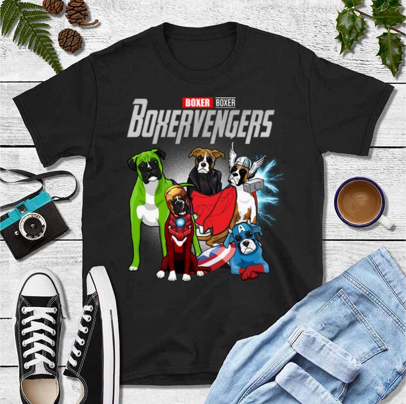 Hot Marvel Avengers Endgame Boxer Boxervengers shirt