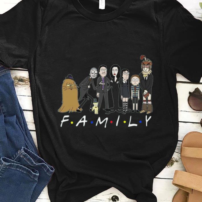Hot Rick And Morty Harry Potter Family Shirt 1 1.jpg
