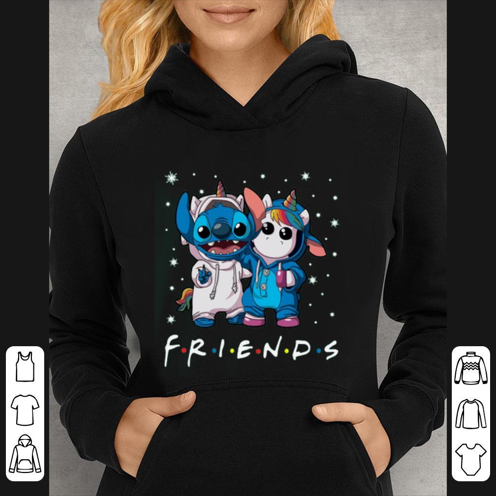 Nice Baby Stitch and Unicorn Friends shirt