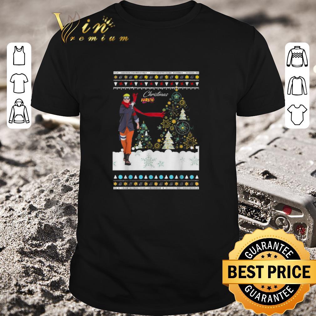 Nice Christmas Naruto Ugly Christmas Shirt 1 1.jpg