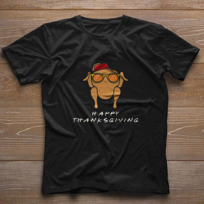 Nice Friends Happy Thanksgiving Chicken Shirt 1 1.jpg
