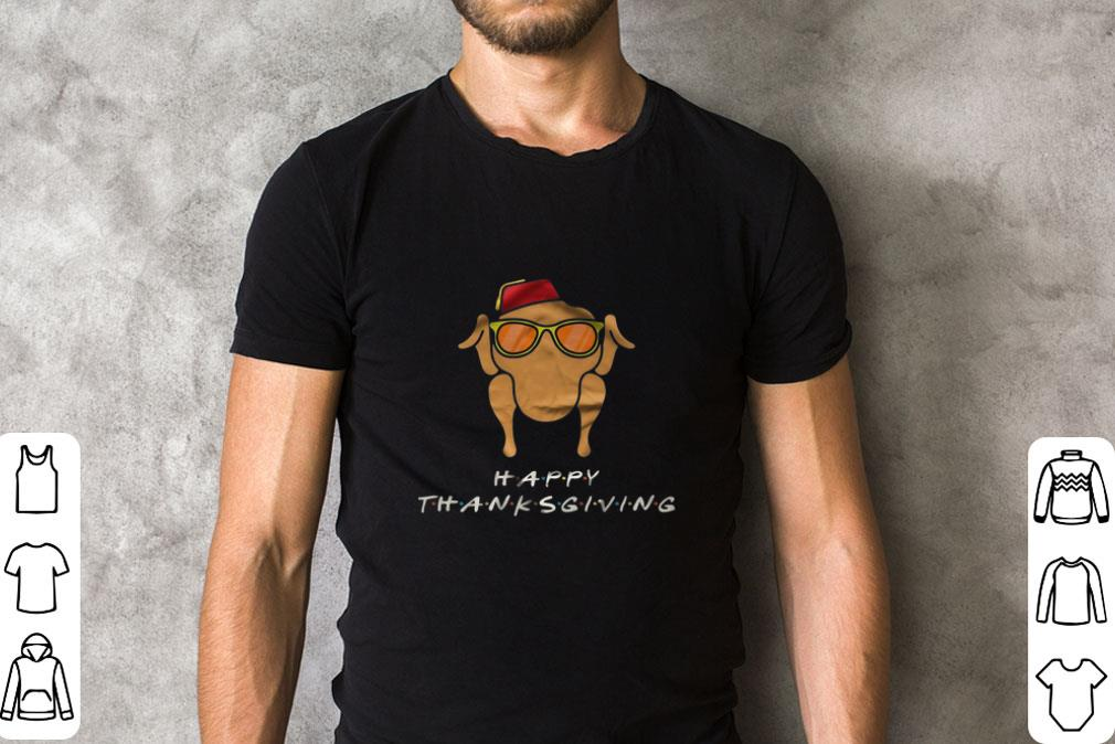 Nice Friends Happy Thanksgiving Chicken Shirt 2 1.jpg