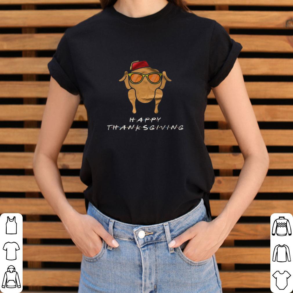 Nice Friends Happy Thanksgiving Chicken Shirt 3 1.jpg