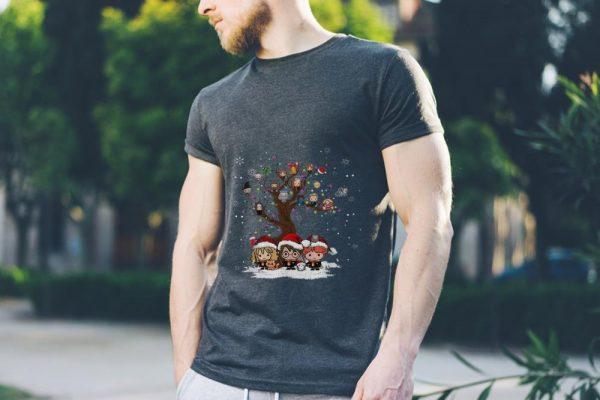 Nice Harry Potter Chibi Character Tree Merry Christmas Shirt 3 1.jpg