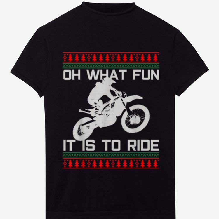 Nice Motocross Of What Fun Ugly Christmas Enduro Funny Gift Shirt 1 1.jpg