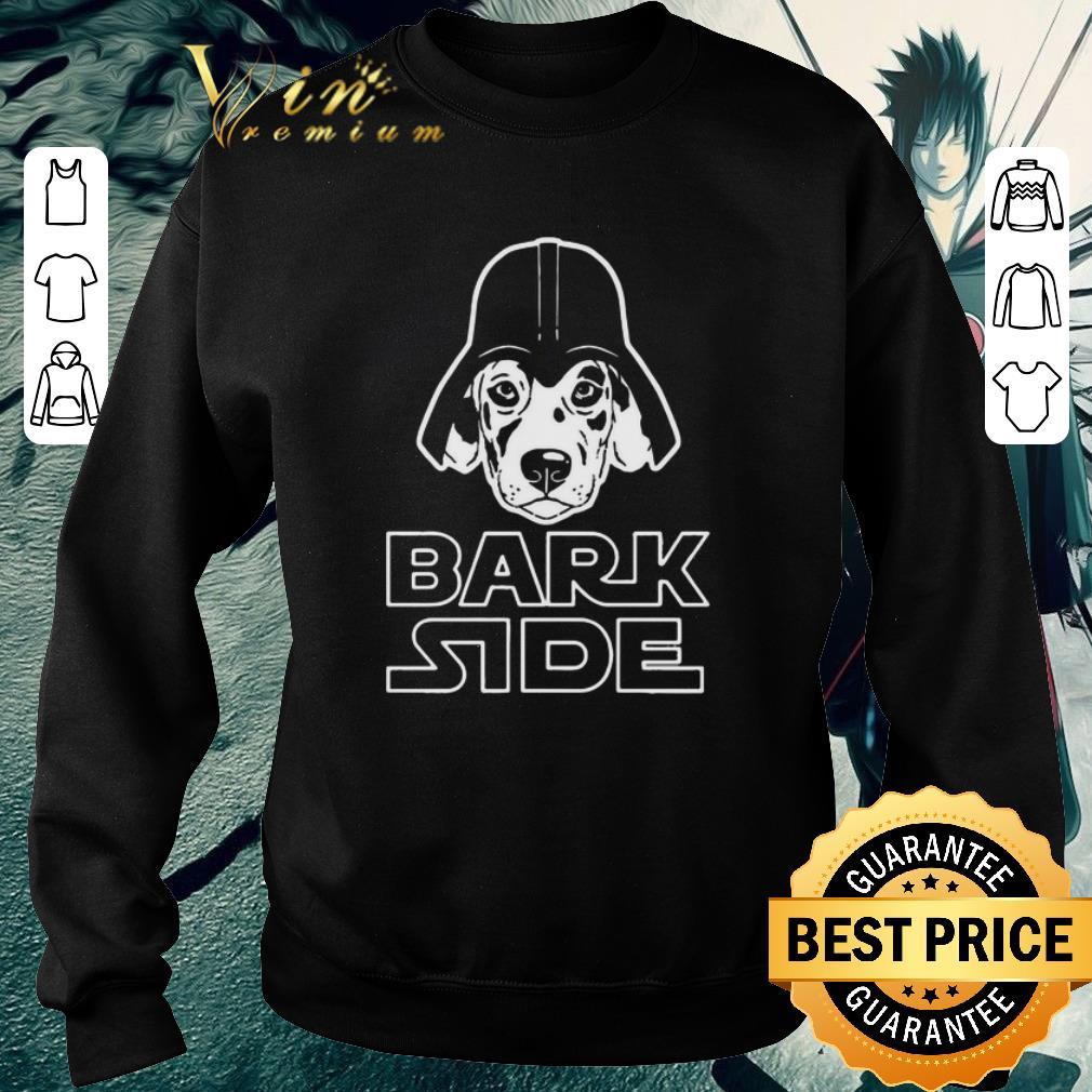 Original Darth Vader Bark Side shirt