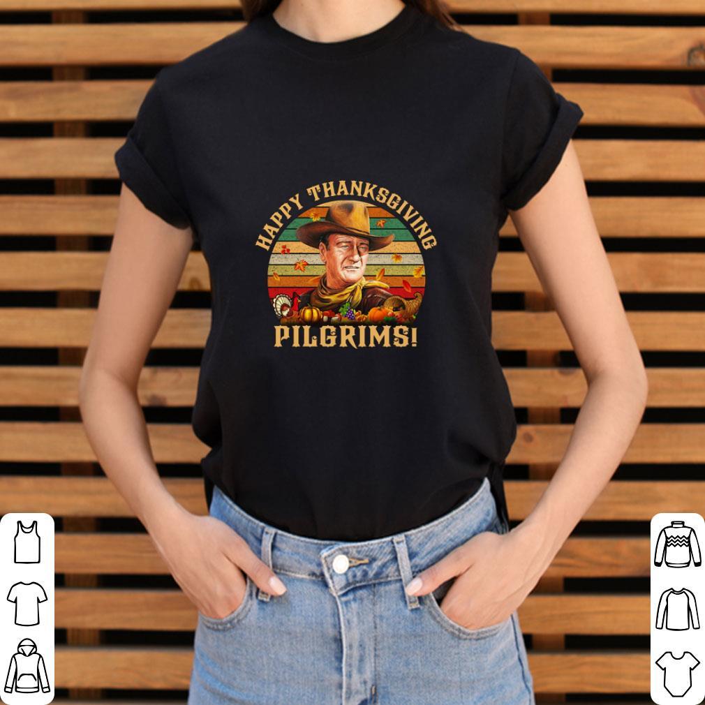 Original John Wayne Happy Thanksgiving Pilgrims Vintage Shirt 3 1.jpg