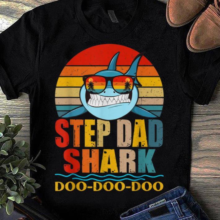 Original Retro Vintage Step Dad Shark Doo Doo Doo Christmas Shirt 1 1.jpg