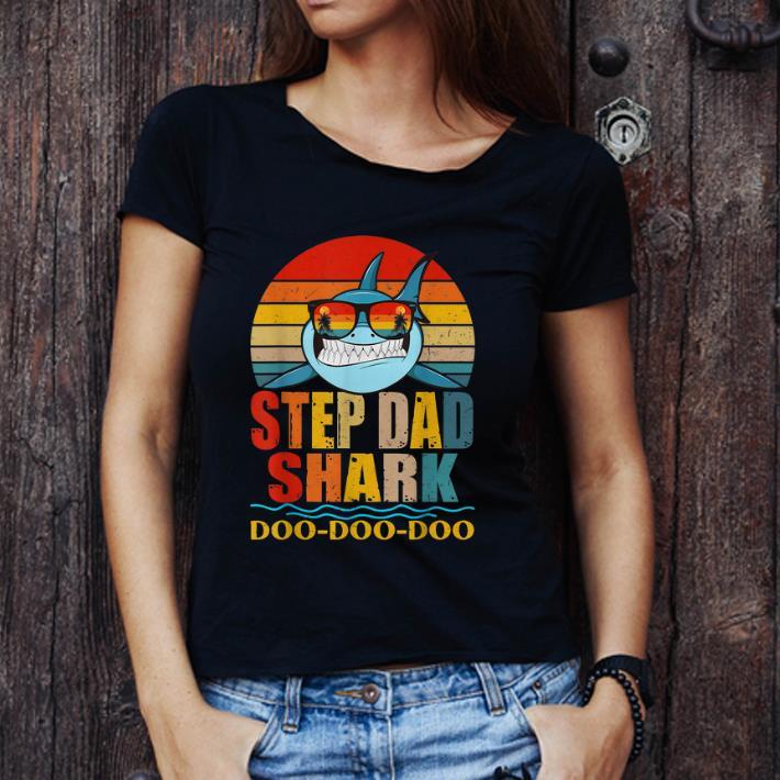 Original Retro Vintage Step Dad Shark Doo Doo Doo Christmas Shirt 3 1.jpg