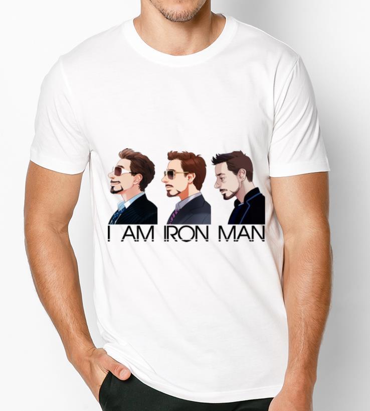 Premium I Am Iron Man Avengers Tony Stark Shirt 3 1.jpg