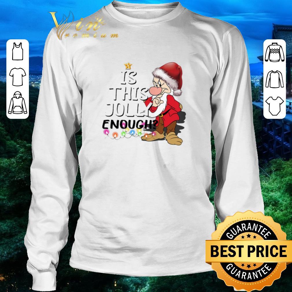 Pretty Grumpy Santa Is This Jolly Enough Ugly Christmas Shirt 3 1.jpg