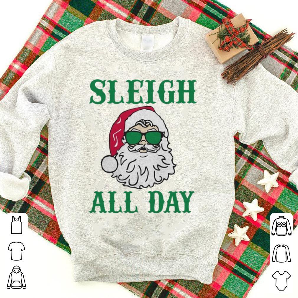 Pretty Santa Claus Sleigh All Day Christmas Shirt 1 1.jpg
