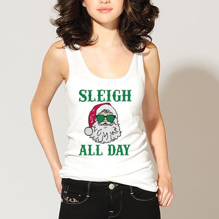 Pretty Santa Claus Sleigh All Day Christmas Shirt 3 1.jpg