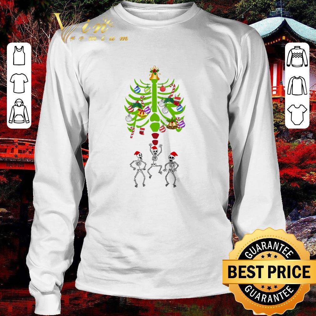 Pretty Skeleton Santa Bones Christmas Tree Shirt 3 1.jpg