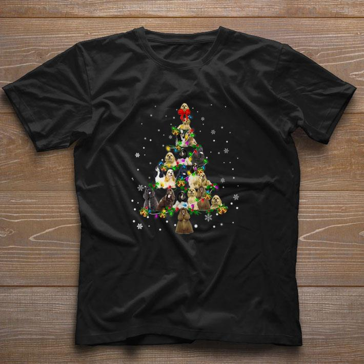 American Cocker Spaniel Christmas Tree Shirt 1 1.jpg