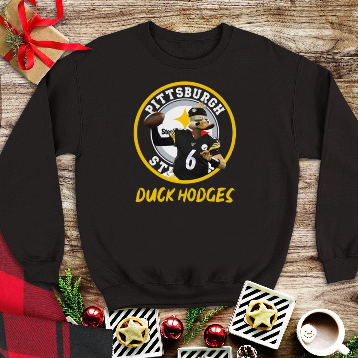 Awesome Duck Devlin Hodges Leads Pittsburgh Steelers shirt