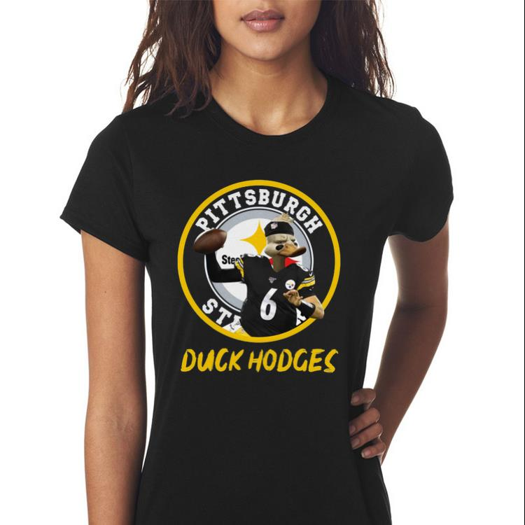 Awesome Duck Devlin Hodges Leads Pittsburgh Steelers Shirt 3 1.jpg